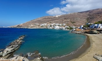 Greek cuisine Tinos island