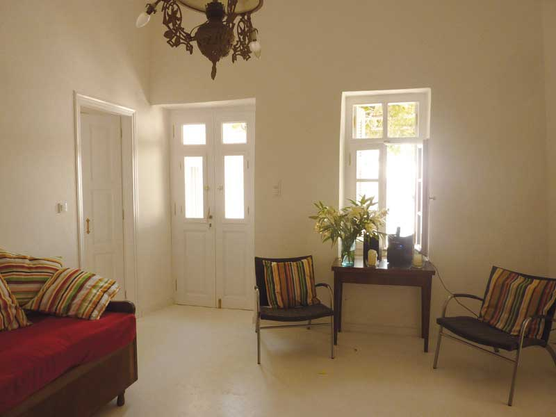 Azur house Greece Living Room